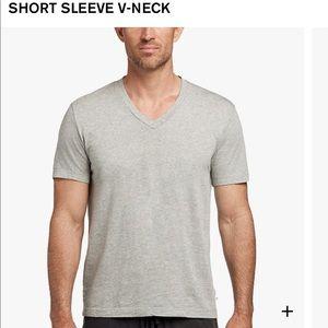 James perse short sleeve v neck sz 2 medium